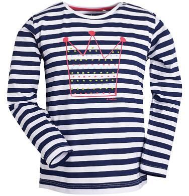 Endo - Tunika z długim rękawem dla dziewczynki 3-8 lat D81G059_1