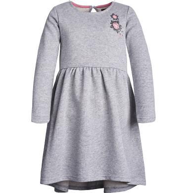 Endo - Sukienka z długim rękawem dla dziewczynki 3-8 lat D82H012_1