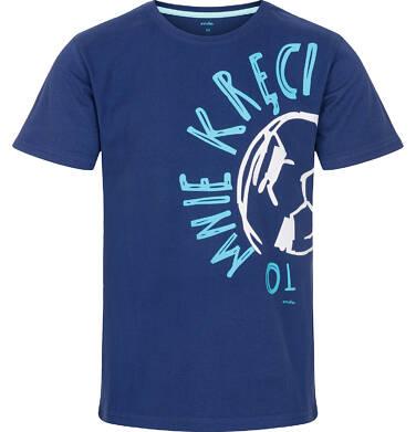 Endo - T-shirt męski z krótkim rękawem Q91G021_1