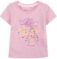 Bluzka z krótkim rękawem  dla dziecka 0-3 lat N71G028_1