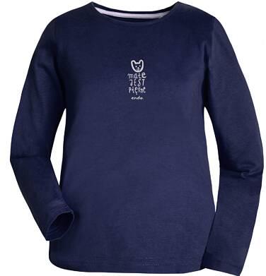 Endo - Bluzka z długim rękawem  dla dziewczynki 9-13 lat D72G637_4