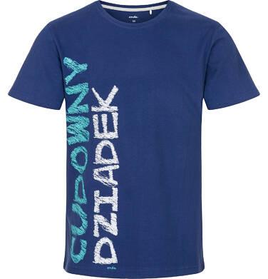 Endo - T-shirt męski z krótkim rękawem Q91G022_1