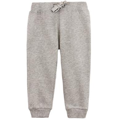 Endo - Melanżowe spodnie dla niemowlaka N61K016_1