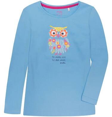 Endo - Bluzka z długim rękawem  dla dziewczynki 3-8 lat D72G156_2