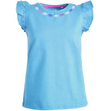 Endo - Bluzka z krótkim rękawem dla dziewczynki 3-8 lat D81G071_3