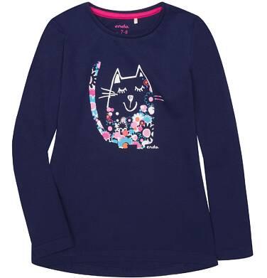 Endo - Bluzka z długim rękawem  dla dziewczynki 3-8 lat D72G157_2