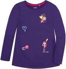 Endo - Bluzka z długim rękawem  dla dziewczynki 9-13 lat D72G570_1