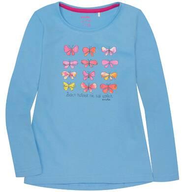 Endo - Bluzka z długim rękawem  dla dziewczynki 9-13 lat D72G658_1
