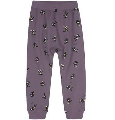 Endo - Spodnie dresowe dla chłopca 9-13 lat C72K507_2