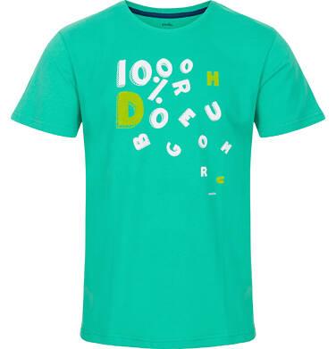 Endo - T-shirt męski z krótkim rękawem Q91G035_1
