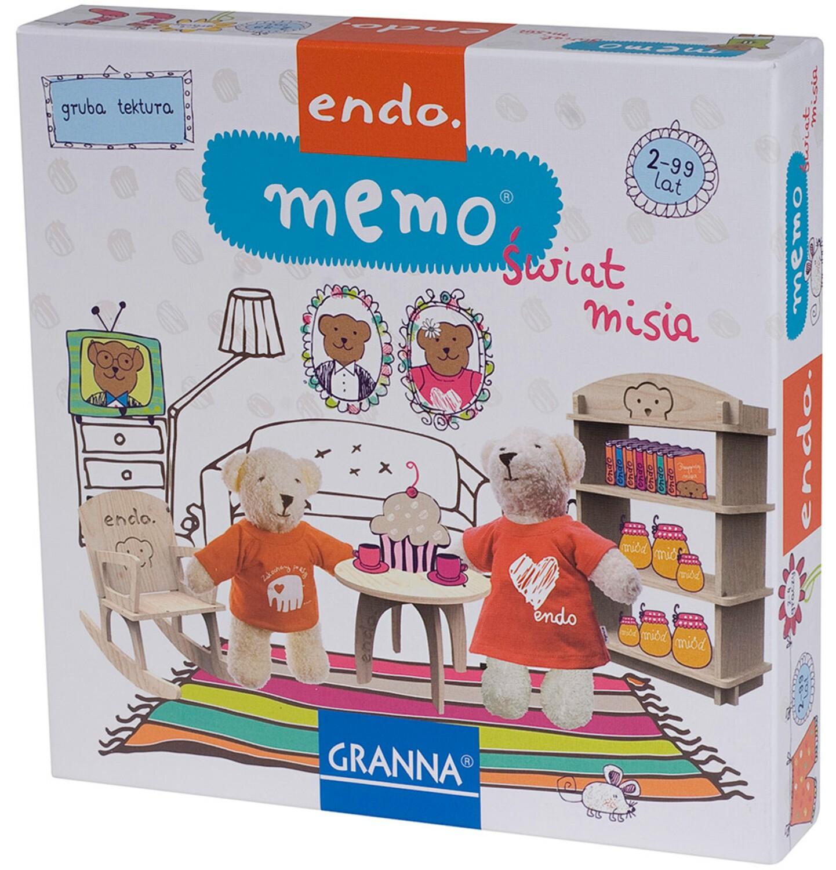 Endo - Gra MEMO Endo WG00201_1