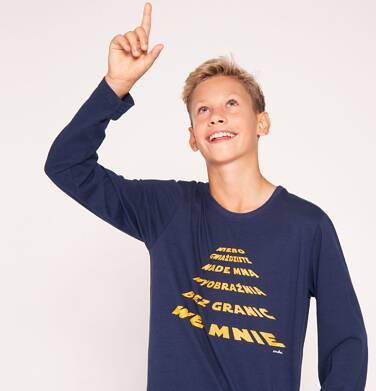 Endo - T-shirt z długim rękawem dla chłopca 3-8 lat C82G108_1