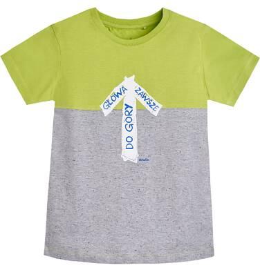 Endo - T-shirt dla chłopca 3-8 lat C81G067_1