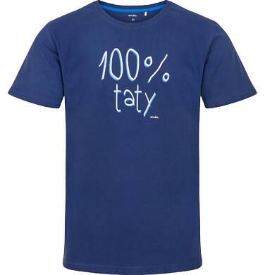T-shirt męski z krótkim rękawem Q91G038_1