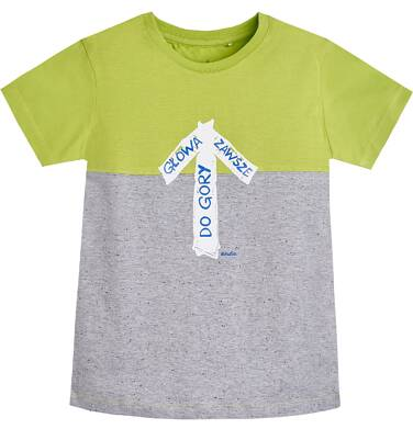 Endo - T-shirt dla chłopca 9- 13 lat C81G567_1
