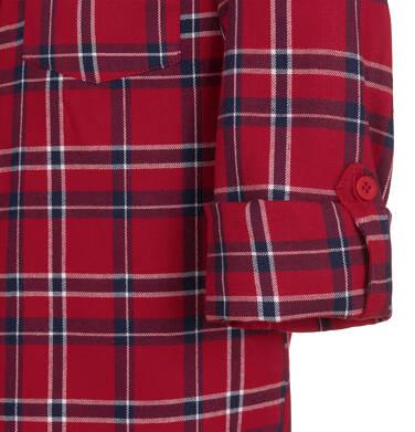 Endo - Koszula z długim rękawem dla dziewczynki 3-8 lat D92F009_1