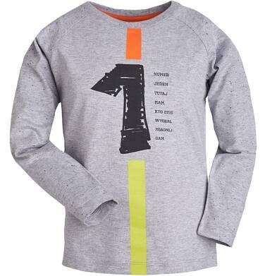 Endo - T-shirt z długim rękawem dla chłopca 3-8 lat C81G071_1