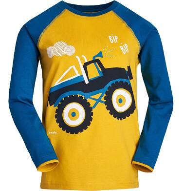 Endo - T-shirt z długim rękawem dla chłopca 9-13 lat C82G543_2