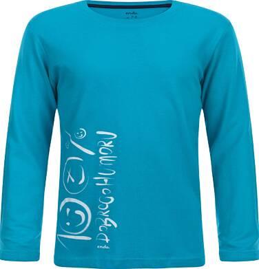 Endo - T-shirt z długim rękawem dla chłopca 9-13 lat C82G604_1
