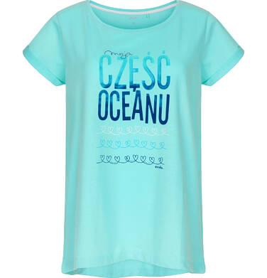 Endo - T-shirt damski z krótkim rękawem Y91G012_1