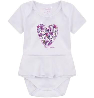 Endo - Body z falbanką dla niemowlaka N71M063_1