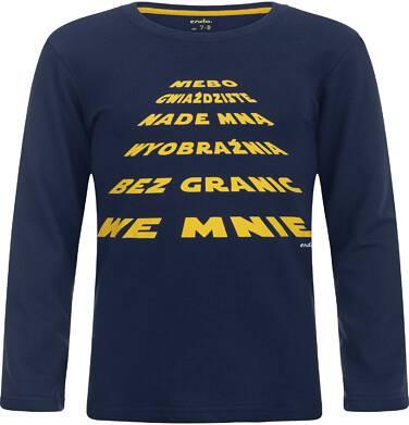 Endo - T-shirt z długim rękawem dla chłopca 9-13 lat C82G608_1