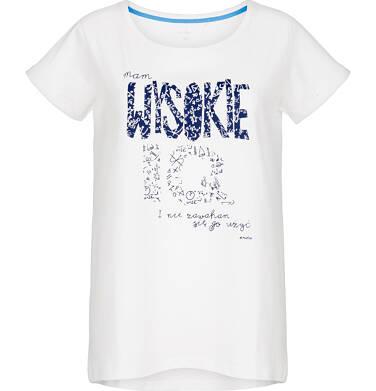 Endo - T-shirt damski z krótkim rękawem Y91G014_1