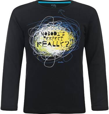 Endo - T-shirt z długim rękawem dla chłopca 9-13 lat C82G609_1