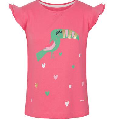 Endo - T-shirt z krótkim rękawem dla dziewczynki 3-8 lat D91G100_2