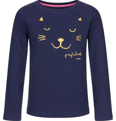 Endo - T-shirt z długim rękawem dla dziewczynki 3-8 lat D92G526_2
