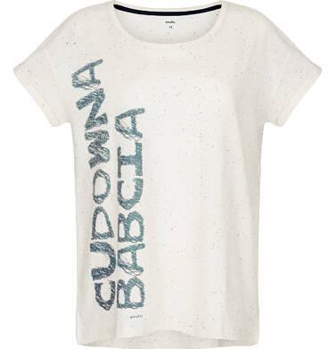T-shirt damski z krótkim rękawem Y91G018_1