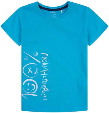 Endo - T-shirt z krótkim rękawem dla chłopca 3-8 lat C81G142_1