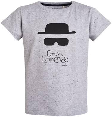 Endo - T-shirt dla chłopca 9- 13 lat C81G644_1