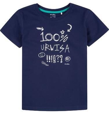 Endo - T-shirt z krótkim rękawem dla chłopca 3-8 lat C81G143_1