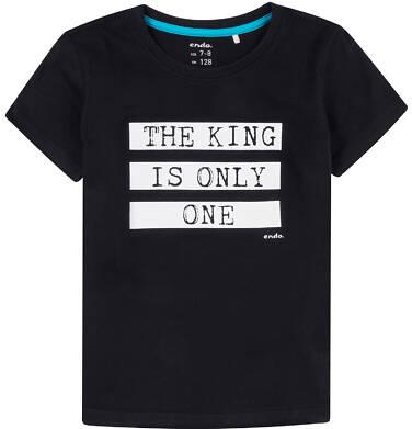 Endo - T-shirt dla chłopca 3-8 lat C81G145_1