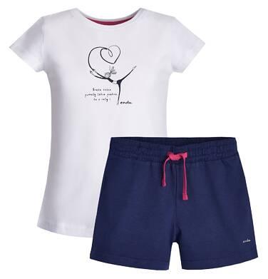 Endo - Strój na WF dla dziewczynki 3-8 lat D82V001_1