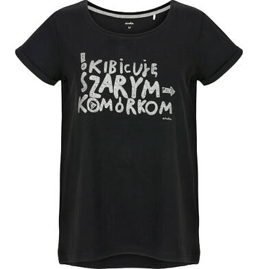 Endo - T-shirt damski z krótkim rękawem Y91G022_1