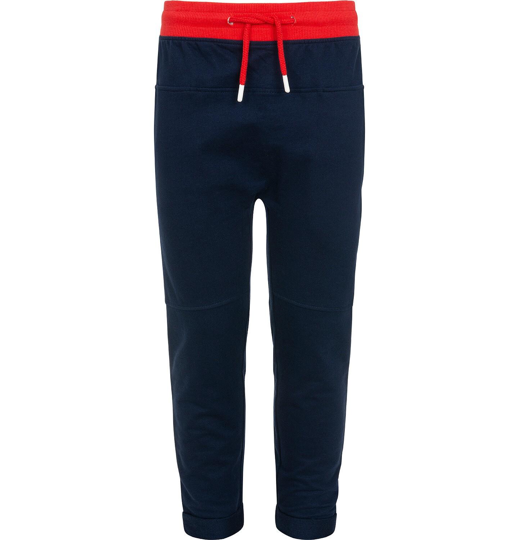 Endo - Spodnie dresowe dla chłopca, granatowe, 9-13 lat C05K019_3