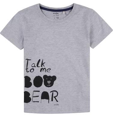 Endo - T-shirt dla chłopca 3-8 lat C81G149_1