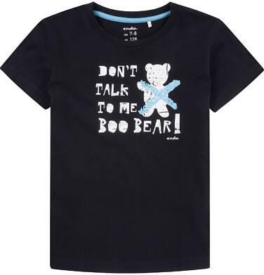 Endo - T-shirt z krótkim rękawem dla dziecka 3-8 lat C81G150_1