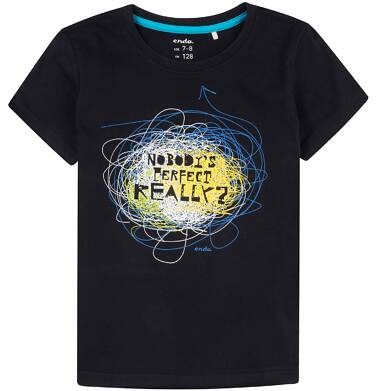 T-shirt dla chłopca 3-8 lat C81G152_1