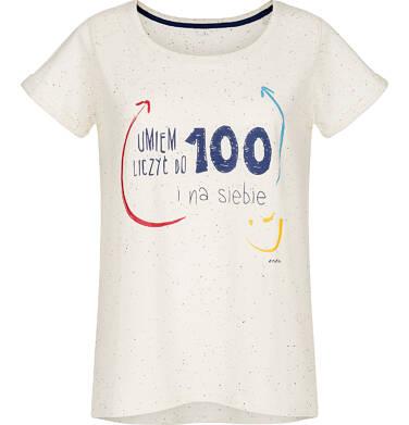 Endo - T-shirt damski z krótkim rękawem Y91G025_1