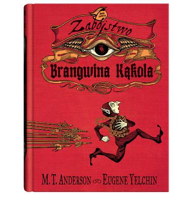 Endo - Zabójstwo Brangwina Kąkola, M.T. Anderson Eugene Yelchin, Dwie Siostry BK04372_1 8
