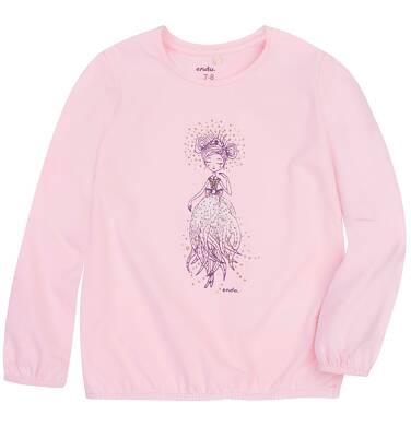 Endo - Bufiasta bluzka dla dziewczynki 9-13 lat D72G613_1