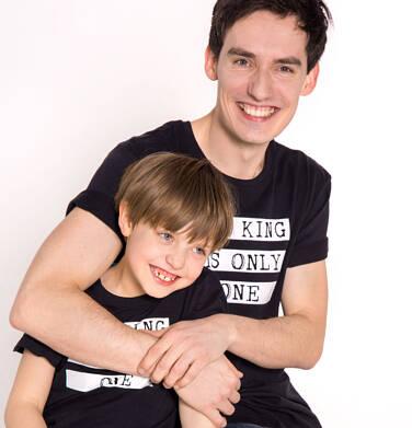Endo - T-shirt dla chłopca 9-13 lat C81G645_1