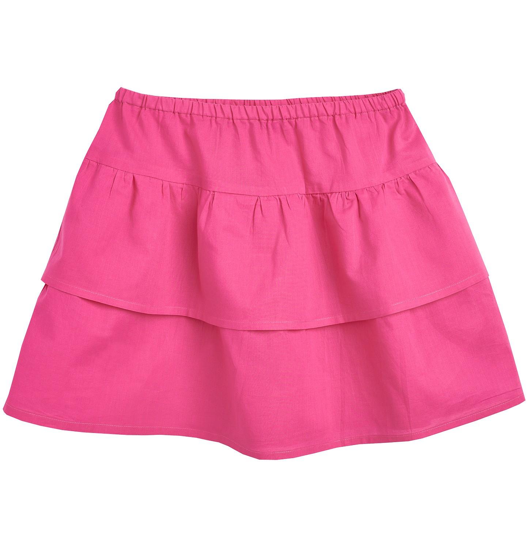 Endo - Spódnica z falbankami dla dziewczynki 3-8 lat D81J028_1