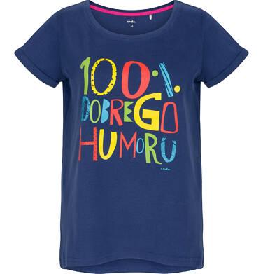 Endo - T-shirt damski z krótkim rękawem Y91G030_1