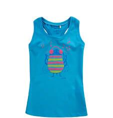 Endo - Bluzka na ramiączkach dla dziewczynki D51G019_2