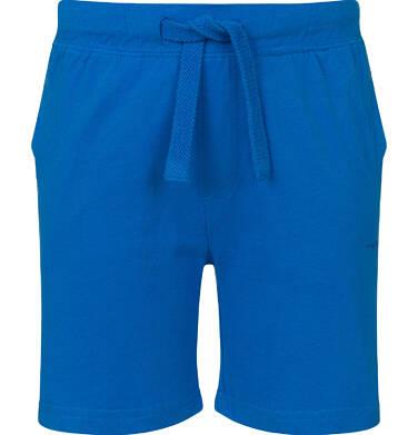 Endo - Szorty dla chłopca, niebieskie, 2-8 lat C03K018_2 5