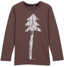 Endo - T-shirt z długim rękawem dla chłopca 3-8 lat C62G048_1